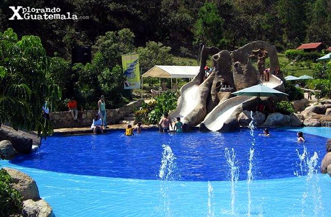 Chatún, parque familiar en Esquipulas
