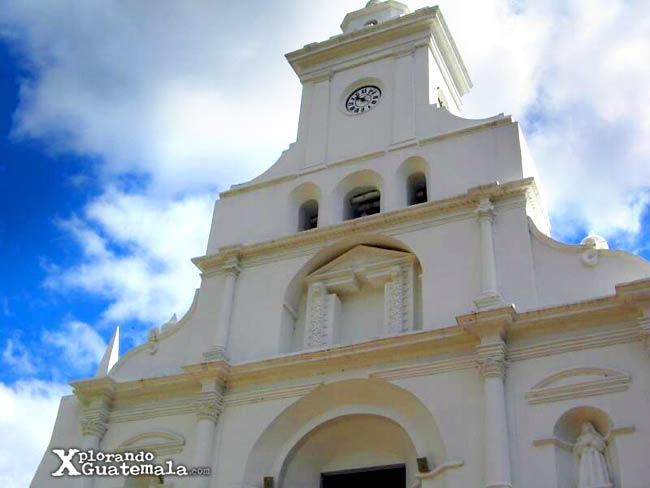 Parroquia Santiago en Esquipulas
