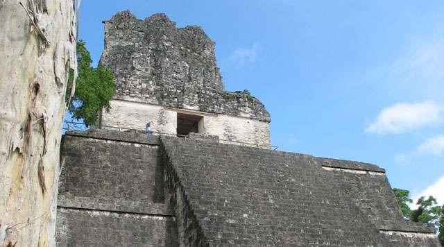 Cómo llegar a Tikal