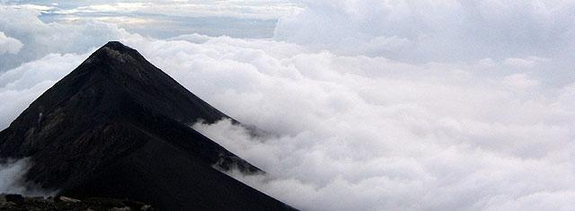Volcán de Fuego cada fin de año