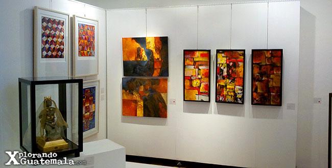 Exposición de arte Momentos, Iglesia de Santo Domingo