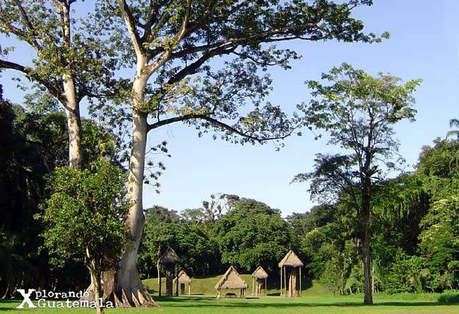 Sitio Arqueológico de Quiriguá