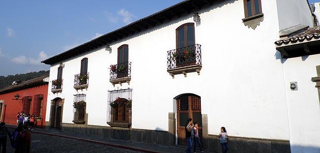 Precios de hoteles en Guatemala