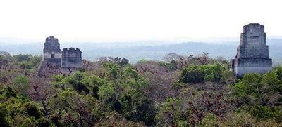 Nace la civilización maya