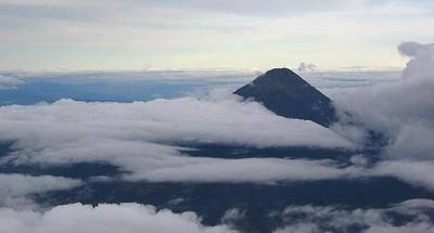 Ascenso de volcanes en solitario