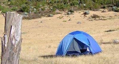 Montañismo y camping