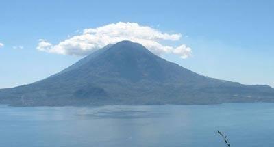 Contaminación en Atitlán