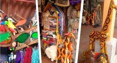 Mercado de artesanías de Guatemala zona 13