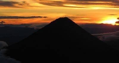 La experiencia de subir volcanes