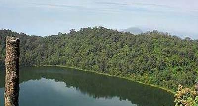 Laguna de Chicabal en Quetzaltenango