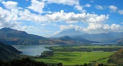 Mirador del Lago de Amatitlán