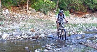 Ciclismo de montaña en Zacapa