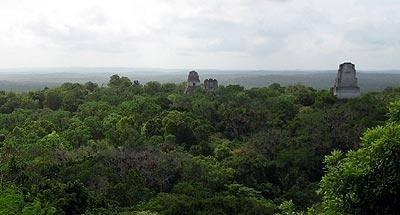 Desde Belice a Tikal