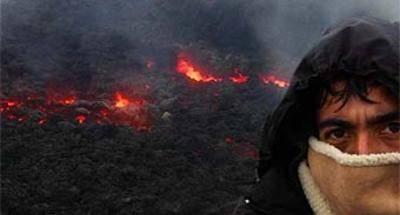 Ascenso en solitario al volcán de Fuego, la segunda vez