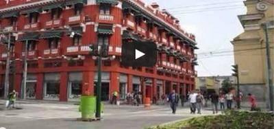 Paseo la Sexta, videos de la remodelada Sexta Avenida de Guatemala