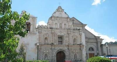 Iglesia del Espíritu Santo en Quetzaltenango