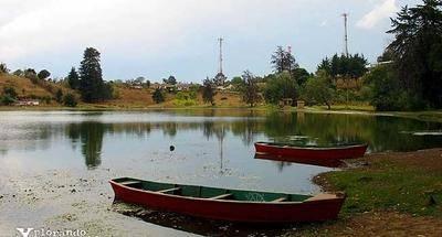 La Laguna de Lemoa en Quiché