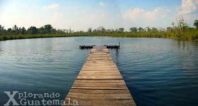 Parque El Rosario Sayaxché