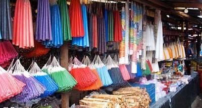 Días de mercado en Chichicastenango