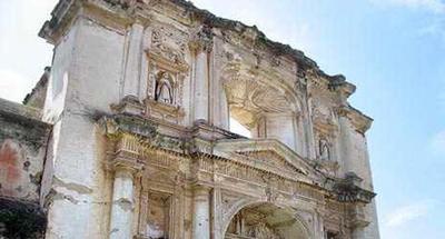 Las Ruinas de Santa Teresa