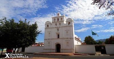 San Miguel Chicaj, donde descendió el arcángel