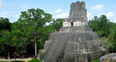 Tikal Tour de Un Día