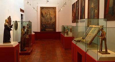 Museo del Templo de La Merced en Guatemala