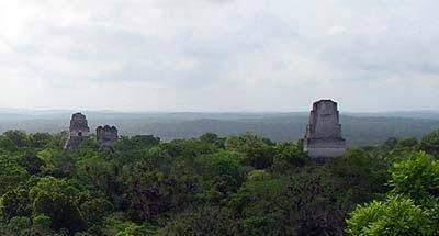 Tour a Tikal en bus de lujo