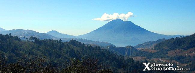El mito de los 12 pueblos de Atitlán