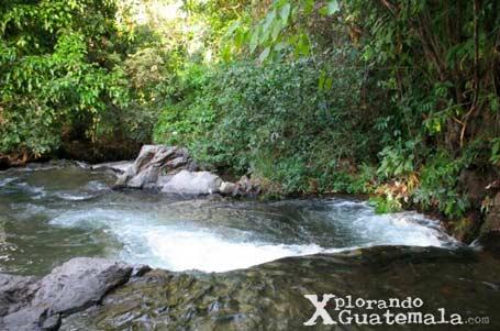 Así se ve la frontera con Guatemala y El Salvador / foto 2
