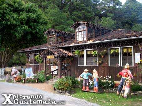 Café La Granja en Alta Verapaz