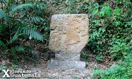 Ceibal y sus estelas mayas / foto 8