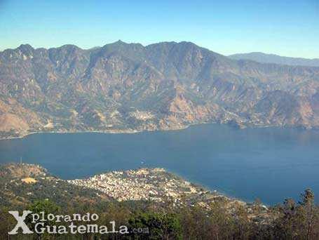 Del otro lado del Lago de Atitlán / foto 2