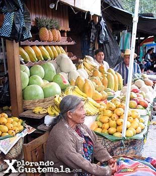 Días de mercado en Chichicastenango / foto 4