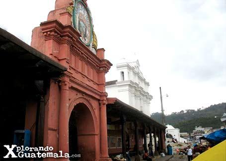 Días de mercado en Chichicastenango / foto 6