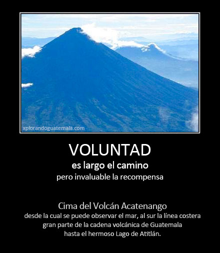 La montaña se sube con el corazón