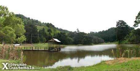 Laguna en Finca Cienaguilla / foto 2