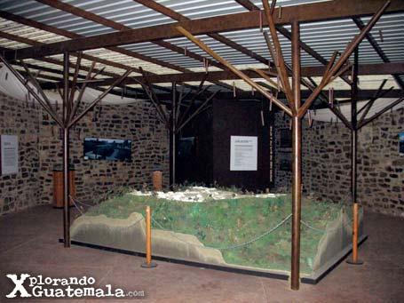 Museo maya y juego de pelota restaurado en Gumarkaaj / foto 3