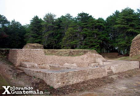 Museo maya y juego de pelota restaurado en Gumarkaaj / foto 4