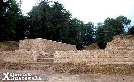 Museo maya y juego de pelota restaurado en Gumarkaaj / foto 5