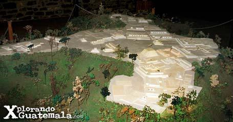 Museo maya y juego de pelota restaurado en Gumarkaaj / foto 6