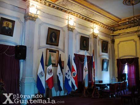 Palacio Municipal de Quetzaltenango / foto 2