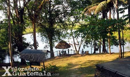 Parque El Rosario - Sayaxché / foto 2