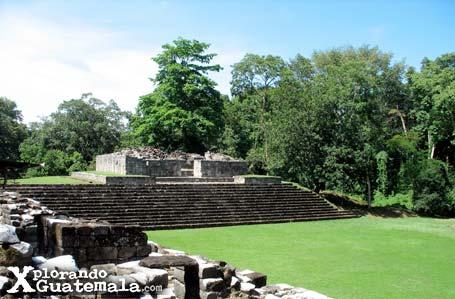 Quiriguá y la estela más alta conocida del mundo maya / foto 7