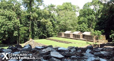 Quiriguá y la estela más alta conocida del mundo maya / foto 8