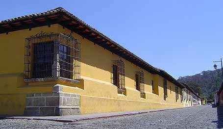 Iníciate en la fotografía caminando por La Antigua Guatemala