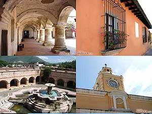 Antigua Guatemala Screensavers