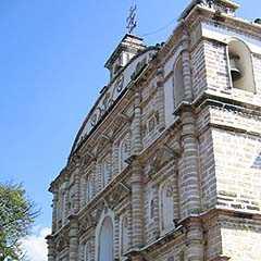 Iglesia de Zacualpa.
