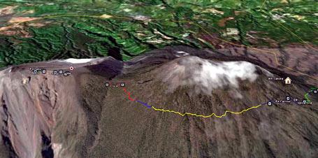 Ruta GPS: Acatenango, Fuego y Acatenango-foto-26--9-1-2014