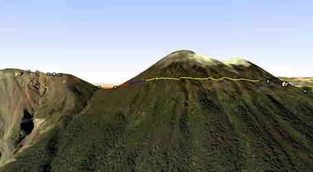 Ruta GPS: Acatenango, Fuego y Acatenango-foto-24--9-1-2014